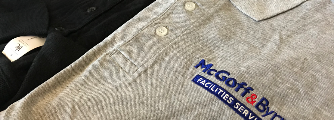 Uniform Workwear Embroidery