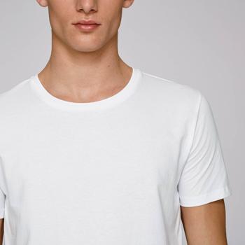 Vegan certified organic t-shirt