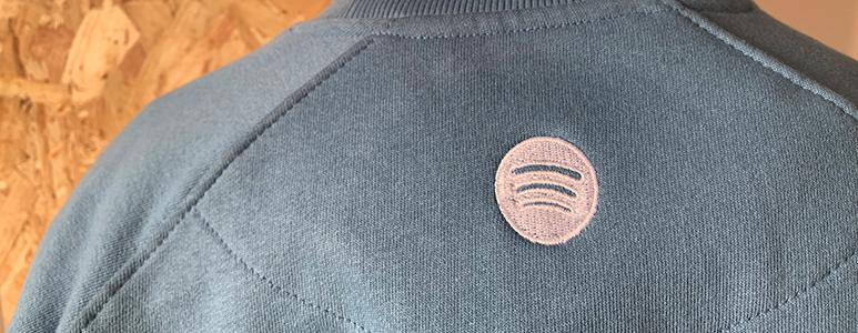 custom embroidered sweatshirts for team uniform